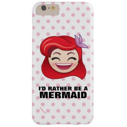 Little Mermaid Emoji | Princess Ariel - Happy Phone Case