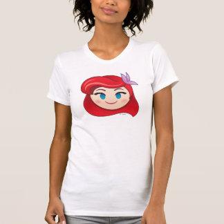 Little Mermaid Emoji   Princess Ariel T-Shirt