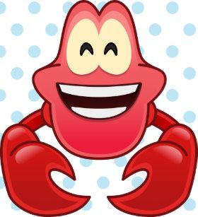 Crab Rave Emoji