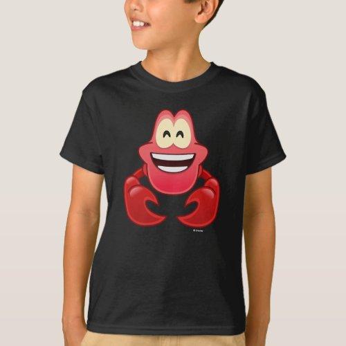Little Mermaid Emoji  Sebastian T_Shirt