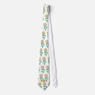 Little mermaid lindo corbatas personalizadas