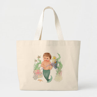 Little mermaid - muchacho bolsa