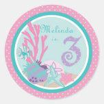 Little Mermaid Sticker 3