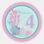 Little Mermaid Sticker 4
