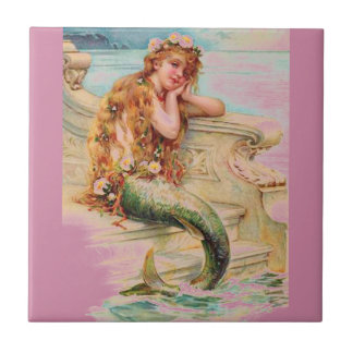 Little Mermaid Tile