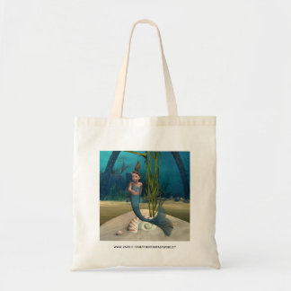 Little Mermaid Tote Bag