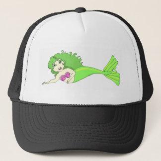 Little Mermaid Trucker Hat