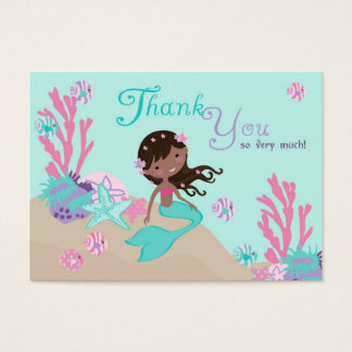 Little Mermaid TY Gift Tag L2 AA