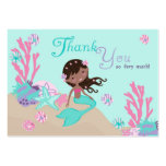 Little Mermaid TY Gift Tag L2 AA Business Card