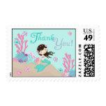 Little Mermaid TY Stamp Brunette