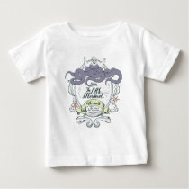 Little Mermaid | Ursula - The Ocean Will Be Mine Baby T-Shirt