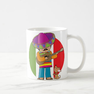 Little Mexico Classic White Coffee Mug
