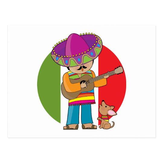 Little Mexico Postcard