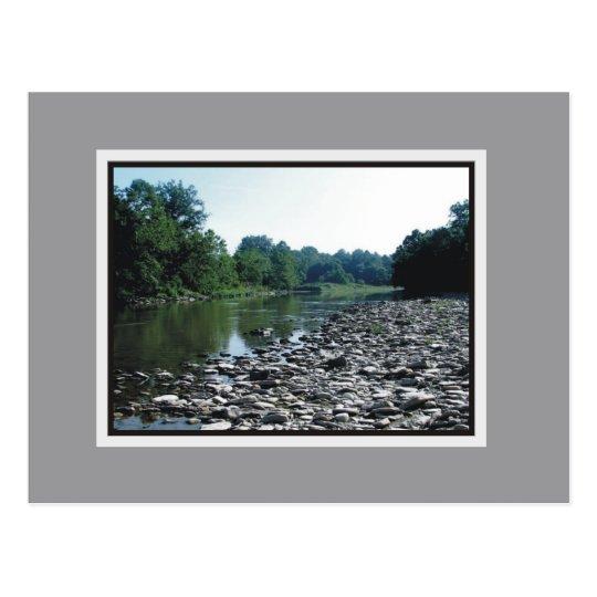 Little Miami River, Cincinnati. Ohio Postcard