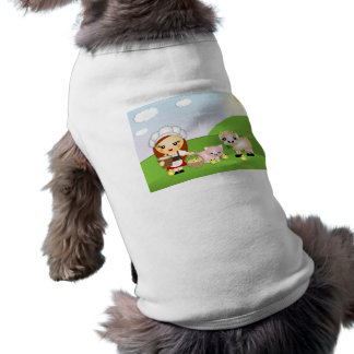 Little Milk Maid and friends Dog Clothing