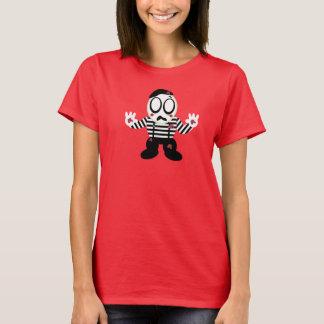 Little Mime Zombie T-Shirt