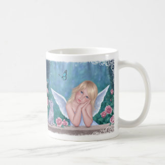 Little Miracles Angel Mug