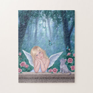 Little Miracles Angel Puzzle