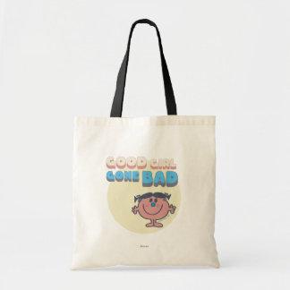 Little Miss Bad | Good Girl Gone Bad Budget Tote Bag