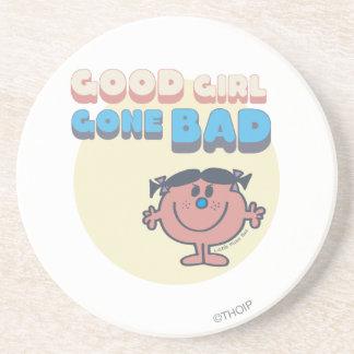 Little Miss Bad | Good Girl Gone Bad Coaster