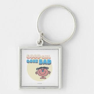 Little Miss Bad | Good Girl Gone Bad Keychain