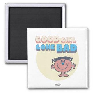 Little Miss Bad | Good Girl Gone Bad Magnet