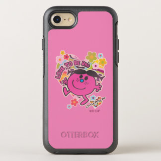 Little Miss Bad   Love To Be Bad OtterBox Symmetry iPhone 7 Case