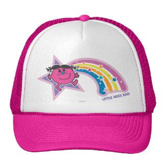 Little Miss Bad Whoosh Trucker Hat