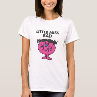 Little Miss Bad | Wicked Smile T-Shirt
