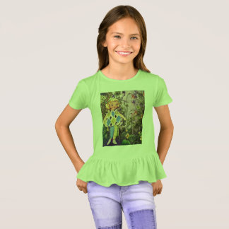 Little Miss Blondie Hiker T-Shirt