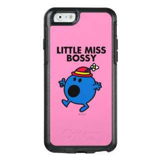 Little Miss Bossy | Black Lettering OtterBox iPhone 6/6s Case