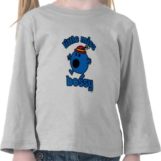 Little Miss Bossy Classic 1 Tshirts