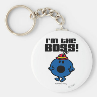 Little Miss Bossy | I'm The Boss Keychain