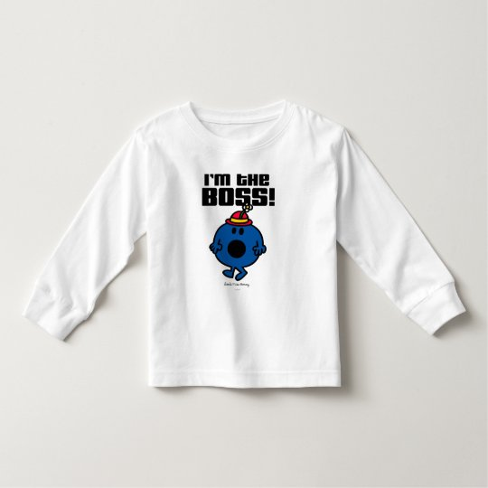 Little Miss Bossy | I'm The Boss Toddler T-shirt