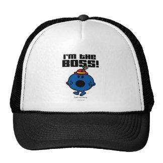 Little Miss Bossy | I'm The Boss Trucker Hat