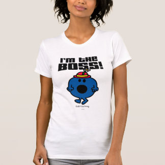 Little Miss Bossy | I'm The Boss Tshirt