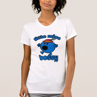 Little Miss Bossy On The Move Tshirt