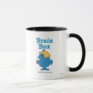 Little Miss Brainy   Brain Box Mug