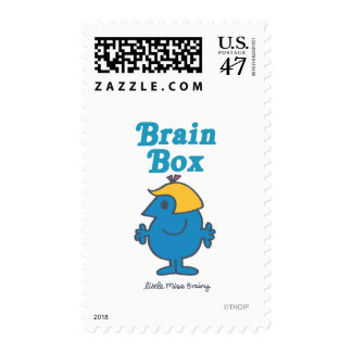 Little Miss Brainy | Brain Box Postage