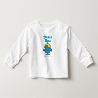 Little Miss Brainy | Brain Box Toddler T-shirt
