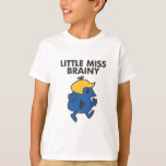 Little Miss Brainy On The Move T-Shirt