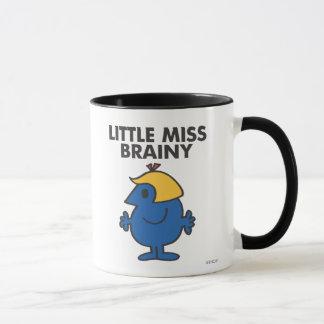 Little Miss Brainy Standing Still Mug