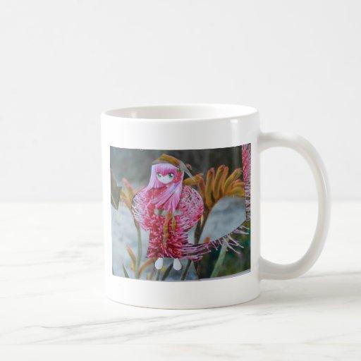 Little Miss Brush Coffee Mug