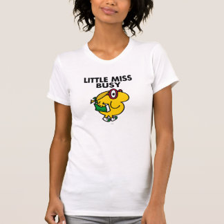 Little Miss Busy Classic Tee Shirt