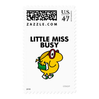 Little Miss Busy | Reading Time Postage