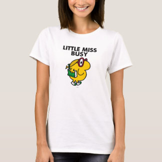 Little Miss Busy | Reading Time T-Shirt