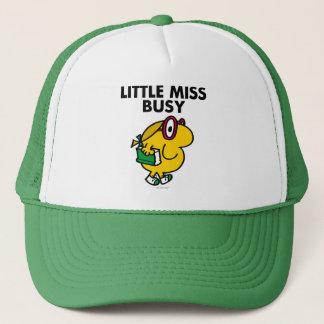 Little Miss Busy | Reading Time Trucker Hat