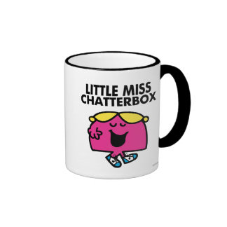 Little Miss Chatterbox Classic 1 Mugs