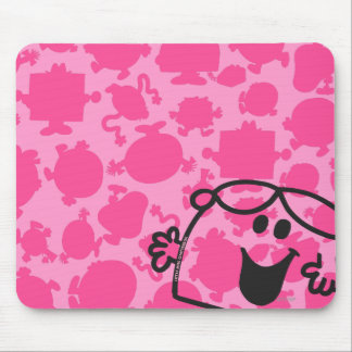 Little Miss Chatterbox & Friends Mouse Pad