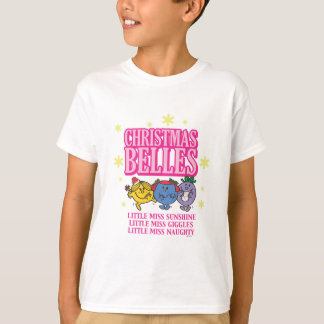 Little Miss Christmas Belles T-Shirt